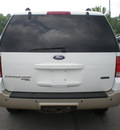 ford expedition 2005 white suv eddie bauer gasoline 8 cylinders 4 wheel drive automatic with overdrive 13502