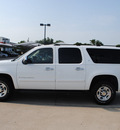 chevrolet suburban 2007 white suv ls gasoline 8 cylinders rear wheel drive automatic 76087