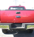 ford f 350 2008 red pickup truck super duty diesel 8 cylinders 4 wheel drive automatic 13502