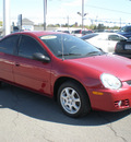 dodge neon 2005 red sedan sxt gasoline 4 cylinders front wheel drive automatic with overdrive 13502