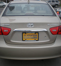 hyundai elantra 2010 tan sedan gasoline 4 cylinders front wheel drive automatic 13502