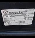 mazda mazda6 2009 black sedan i sport gasoline 4 cylinders front wheel drive automatic 75570