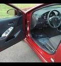 pontiac g6 2010 red sedan flex fuel 4 cylinders front wheel drive automatic 75570