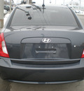 hyundai accent 2008 gray sedan gls gasoline 4 cylinders front wheel drive 5 speed manual 13502