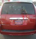 dodge grand caravan 2008 red van sxt gasoline 6 cylinders front wheel drive automatic 13502