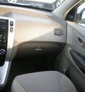 hyundai tucson 2008 green suv gasoline 6 cylinders all whee drive automatic 13502