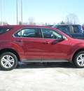 chevrolet equinox 2010 maroon suv ls gasoline 4 cylinders all whee drive automatic 13502