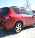 toyota rav4 2007 red suv gasoline 6 cylinders 4 wheel drive automatic 13502