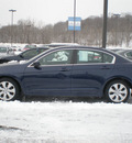 honda accord 2009 blue sedan ex l gasoline 4 cylinders front wheel drive automatic 13502