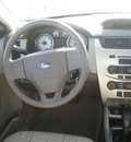 ford focus 2008 white sedan gasoline 4 cylinders front wheel drive automatic with overdrive 13502