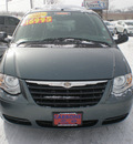 chrysler town country 2007 green van touring ed gasoline 6 cylinders front wheel drive automatic 13502
