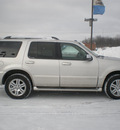 mercury mountaineer 2008 silver suv premier gasoline 8 cylinders all whee drive automatic with overdrive 13502