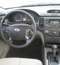 kia optima 2008 gray sedan gasoline 4 cylinders front wheel drive automatic 13502