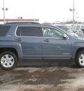 gmc terrain 2011 blue suv sle gasoline 4 cylinders all whee drive automatic 13502