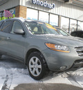 hyundai santa fe 2009 gray suv gasoline 6 cylinders all whee drive automatic 13502