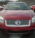 mercury milan 2006 red sedan i 4 premier gasoline 4 cylinders front wheel drive automatic 13502