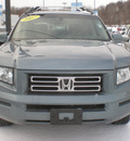 honda ridgeline 2007 blue pickup truck rtl gasoline 6 cylinders all whee drive automatic 13502