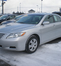 toyota camry 2009 gray sedan gasoline 4 cylinders front wheel drive automatic 13502