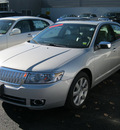 lincoln mkz 2008 gray sedan gasoline 6 cylinders front wheel drive automatic with overdrive 13502