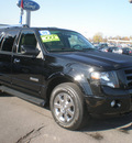 ford expedition 2008 black suv limited gasoline 8 cylinders 4 wheel drive automatic with overdrive 13502