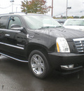 cadillac escalade 2007 black suv gasoline 8 cylinders all whee drive automatic 13502