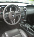 ford mustang 2008 gray gasoline 6 cylinders rear wheel drive automatic 13502