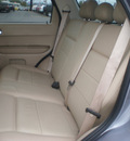 ford escape 2008 gray suv limited gasoline 6 cylinders all whee drive automatic with overdrive 13502
