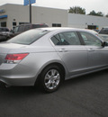 honda accord 2008 gray sedan lx p gasoline 4 cylinders front wheel drive automatic 13502