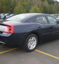 dodge charger 2006 blue sedan gasoline 6 cylinders rear wheel drive automatic 13502
