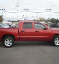 dodge dakota 2008 red sxt gasoline 6 cylinders 4 wheel drive automatic 13502