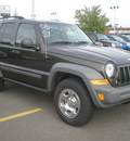 jeep liberty 2005 bronze suv sport gasoline 6 cylinders 4 wheel drive automatic 13502