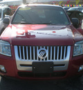 mercury mariner 2008 red suv gasoline 6 cylinders all whee drive automatic 13502