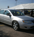 saturn ion 3 2006 silver sedan gasoline 4 cylinders front wheel drive automatic 13502