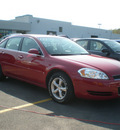 chevrolet impala 2007 red sedan lt flex fuel 6 cylinders front wheel drive automatic 13502