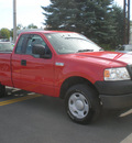 ford f 150 2007 red pickup truck gasoline 6 cylinders rear wheel drive automatic with overdrive 13502