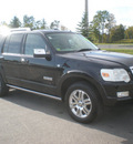 ford explorer 2007 black suv limited gasoline 8 cylinders 4 wheel drive automatic with overdrive 13502