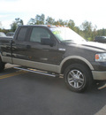 ford f 150 2007 gray gasoline 8 cylinders 4 wheel drive automatic 13502