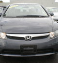 honda civic 2007 blue sedan hybrid hybrid 4 cylinders front wheel drive automatic 13502