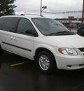 dodge grand caravan 2003 white van sport gasoline 6 cylinders front wheel drive automatic 13502