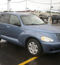 chrysler pt cruiser 2006 blue wagon touring gasoline 4 cylinders front wheel drive automatic with overdrive 13502