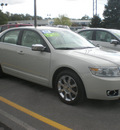 lincoln mkz 2007 white sedan gasoline 6 cylinders all whee drive automatic with overdrive 13502