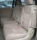 honda odyssey 2006 maroon van ex gasoline 6 cylinders front wheel drive automatic 13502