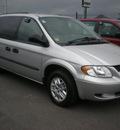 dodge grand caravan 2004 silver van se gasoline 6 cylinders front wheel drive automatic 13502