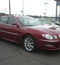 buick lacrosse 2008 red sedan super series gasoline 8 cylinders front wheel drive automatic 13502