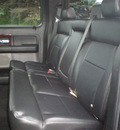 ford f 150 2008 black styleside gasoline 8 cylinders 4 wheel drive automatic with overdrive 13502
