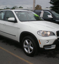 bmw x5 2008 white suv 3 0i gasoline 6 cylinders all whee drive automatic 13502