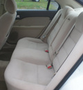 ford fusion 2008 white sedan sel gasoline 6 cylinders all whee drive automatic 13502