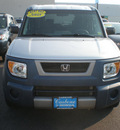 honda element 2006 gray suv lx gasoline 4 cylinders front wheel drive automatic 13502