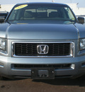 honda ridgeline 2007 blue pickup truck rtx gasoline 6 cylinders all whee drive automatic 13502