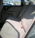 ford taurus 2008 green sedan sel gasoline 6 cylinders all whee drive automatic with overdrive 13502